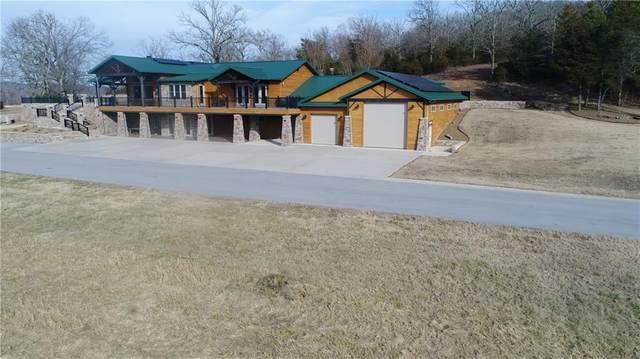 1691 Dead Horse Mountain Road, Fayetteville, AR 72701 (MLS #1138701) :: McNaughton Real Estate