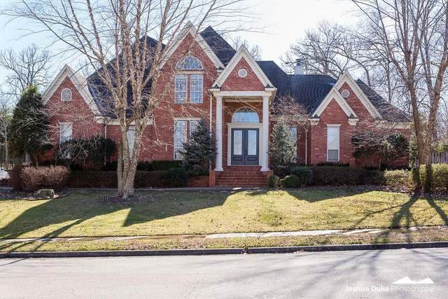 3765 E Leawood  Wy, Fayetteville, AR 72703 (MLS #1139283) :: McNaughton Real Estate