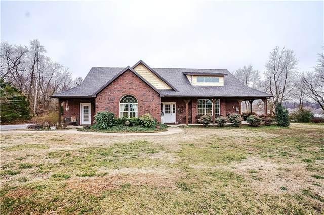 1577 W Centerton  Blvd, Centerton, AR 72719 (MLS #1139385) :: McNaughton Real Estate