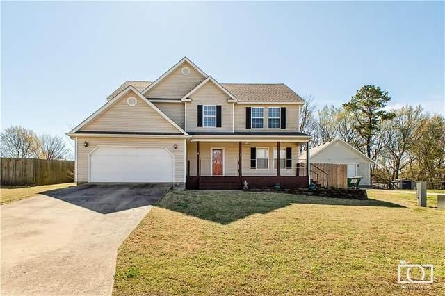 20850 Lakeshore  Dr, Springdale, AR 72764 (MLS #1139456) :: McNaughton Real Estate