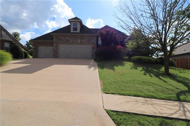 4609 Willow Ridge Way, Rogers, AR 72758 (MLS #1139688) :: McNaughton Real Estate