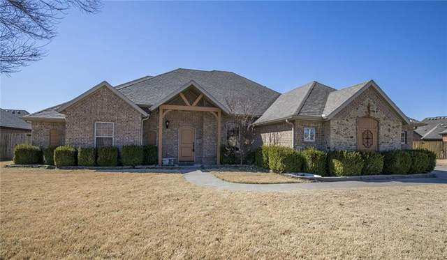 2507 Sw Pinoak  Ave, Bentonville, AR 72713 (MLS #1139777) :: Five Doors Network Northwest Arkansas