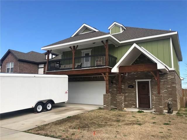 1395 Sicily  Ln, Fayetteville, AR 72704 (MLS #1140035) :: McNaughton Real Estate