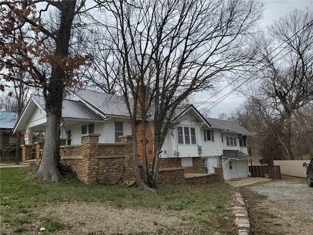 307 Main  St, Berryville, AR 72616 (MLS #1140178) :: Five Doors Network Northwest Arkansas