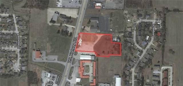 3.58 +/- Acres E Hwy 412, Siloam Springs, AR 72761 (MLS #1140190) :: Five Doors Network Northwest Arkansas