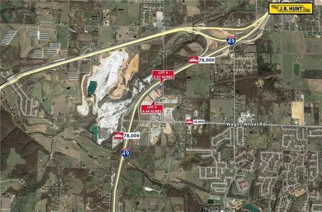 45th Street, Springdale, AR 72762 (MLS #1140419) :: Five Doors Network Northwest Arkansas