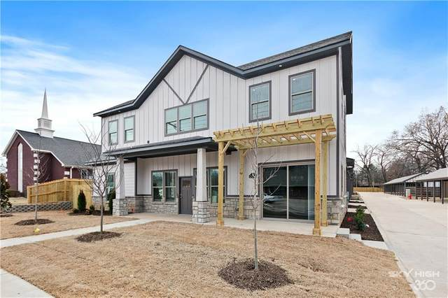 428 Nw Retreat  Ln, Bentonville, AR 72712 (MLS #1140481) :: Five Doors Network Northwest Arkansas