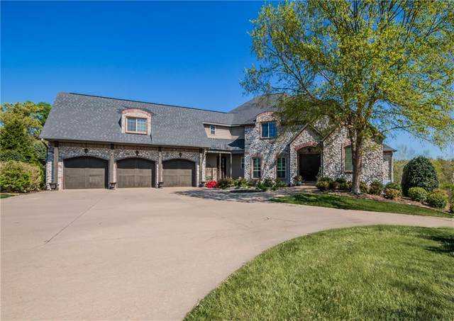 11463 Belfry Point, Bentonville, AR 72712 (MLS #1140772) :: Jessica Yankey | RE/MAX Real Estate Results