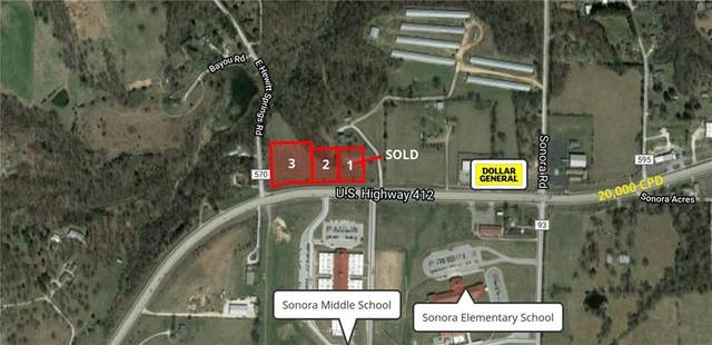 11 Acres Tract 2 E Hwy 412, Springdale, AR 72764 (MLS #1141071) :: United Country Real Estate