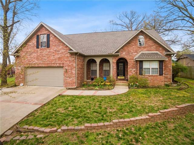 4411 Bogey  Dr, Springdale, AR 72764 (MLS #1141189) :: McNaughton Real Estate