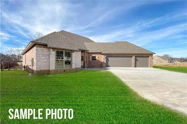 Centerton, AR 72719 :: McNaughton Real Estate
