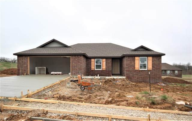 101 Duffy  Ct, Gravette, AR 72768 (MLS #1142914) :: Five Doors Network Northwest Arkansas