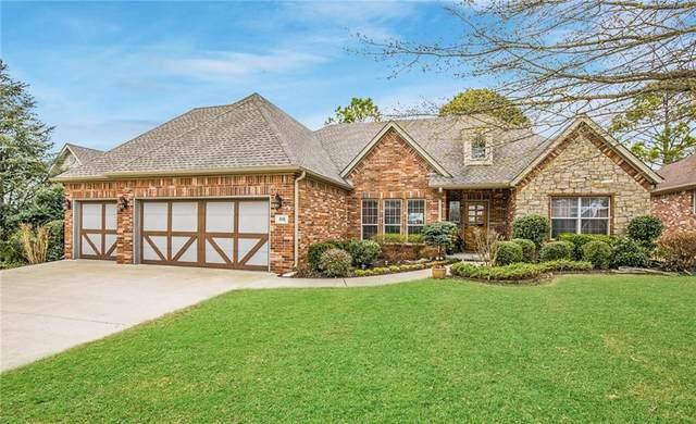 801 Sw Glen Arbor  Ave, Bentonville, AR 72713 (MLS #1143410) :: McNaughton Real Estate