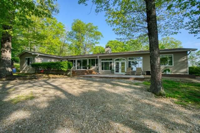 557 Highland Park Drive, Eureka Springs, AR 72631 (MLS #1143420) :: McNaughton Real Estate