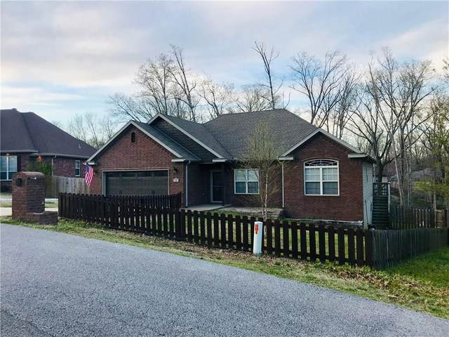 3 Headley  Cir, Bella Vista, AR 72714 (MLS #1143501) :: McNaughton Real Estate