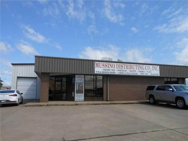 801 S Zero Street, Fort Smith, AR 72901 (MLS #1143619) :: Five Doors Network Northwest Arkansas