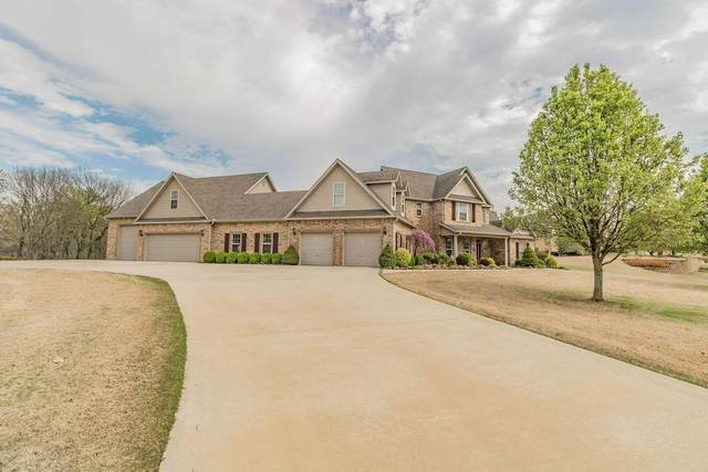 516 Candlelight  Cir, Springdale, AR 72762 (MLS #1143908) :: Five Doors Network Northwest Arkansas