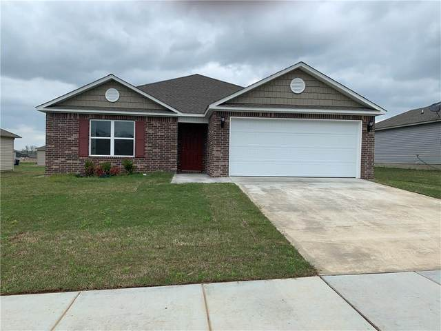 509 W Fitchberg  St, Siloam Springs, AR 72761 (MLS #1144074) :: McNaughton Real Estate