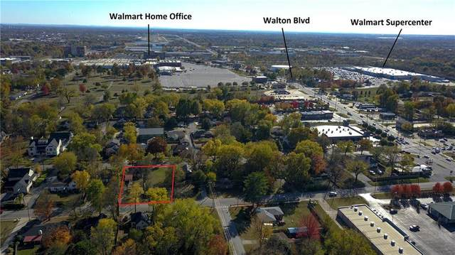 714 & 716 W Central Avenue, Bentonville, AR 72712 (MLS #1144117) :: McNaughton Real Estate