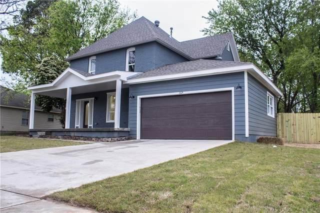 1824 S C Street, Rogers, AR 72756 (MLS #1144904) :: Five Doors Network Northwest Arkansas