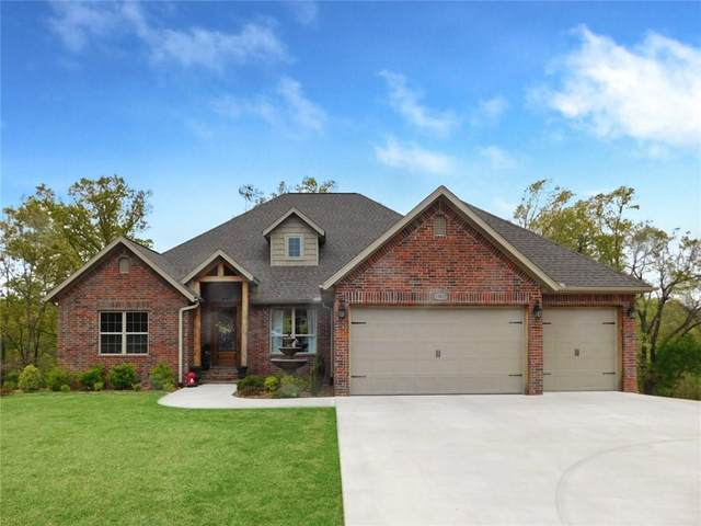 13829 Eastgate Drive, Rogers, AR 72756 (MLS #1144937) :: Five Doors Network Northwest Arkansas