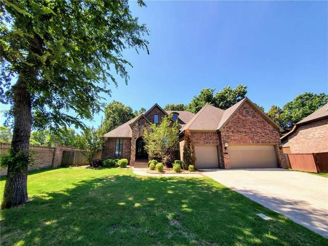 2791 E Shagbark Bend, Fayetteville, AR 72703 (MLS #1145049) :: Five Doors Network Northwest Arkansas