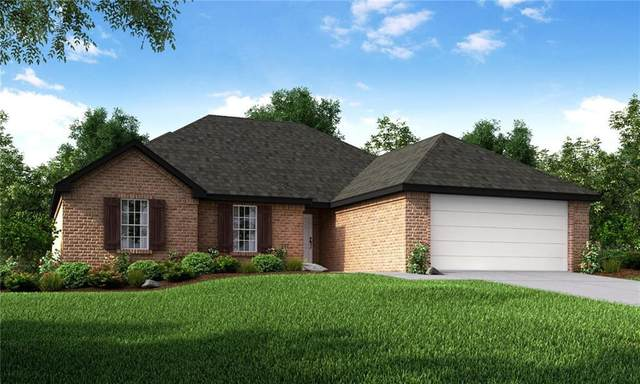 Lot 23 Hylton Place, Springdale, AR 72764 (MLS #1145166) :: McNaughton Real Estate