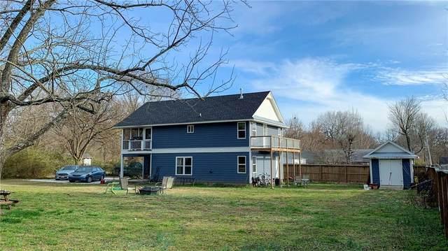 110 Ozark Street, Prairie Grove, AR 72753 (MLS #1145643) :: Five Doors Network Northwest Arkansas