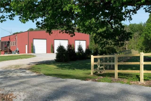 24455 Honey Creek Road, Sulphur Springs, AR 72768 (MLS #1146002) :: McNaughton Real Estate