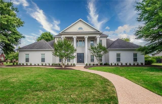1 Sherwood Drive, Rogers, AR 72758 (MLS #1146457) :: McNaughton Real Estate
