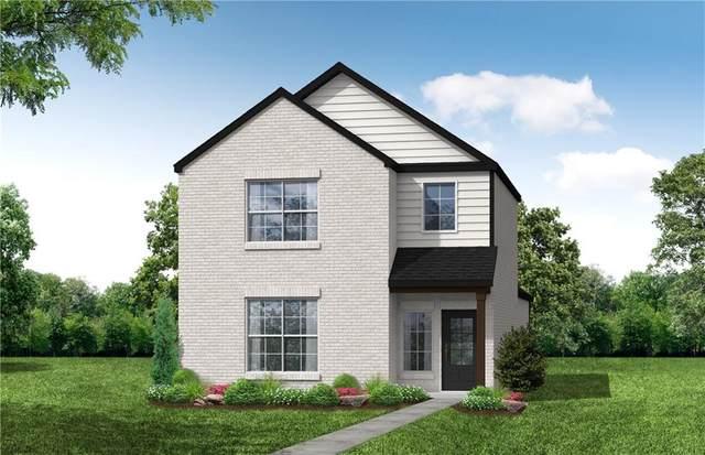 2302 E Frontier Elm Drive, Fayetteville, AR 72703 (MLS #1146481) :: McNaughton Real Estate