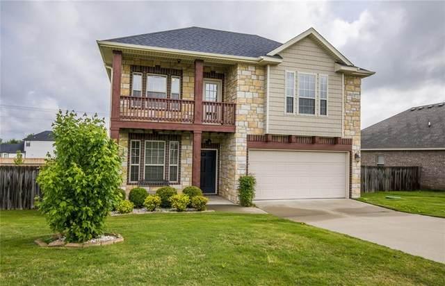 1418 Gooseneck Lane, Cave Springs, AR 72718 (MLS #1147099) :: McNaughton Real Estate