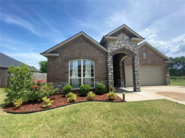 512 Rustic Creek Lane, Cave Springs, AR 72718 (MLS #1147399) :: McNaughton Real Estate