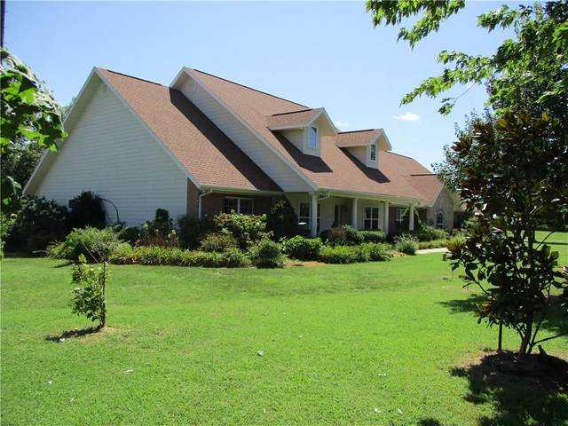 105 N Double Springs Road, Farmington, AR 72730 (MLS #1147534) :: Five Doors Network Northwest Arkansas