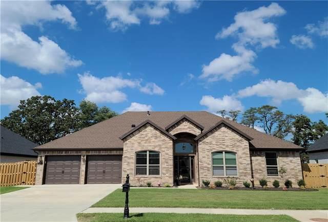 1770 Sunrise Circle, Centerton, AR 72719 (MLS #1148523) :: McNaughton Real Estate