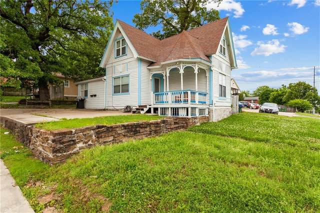 805 N Leverett Avenue, Fayetteville, AR 72701 (MLS #1148663) :: Annette Gore Team | RE/MAX Real Estate Results
