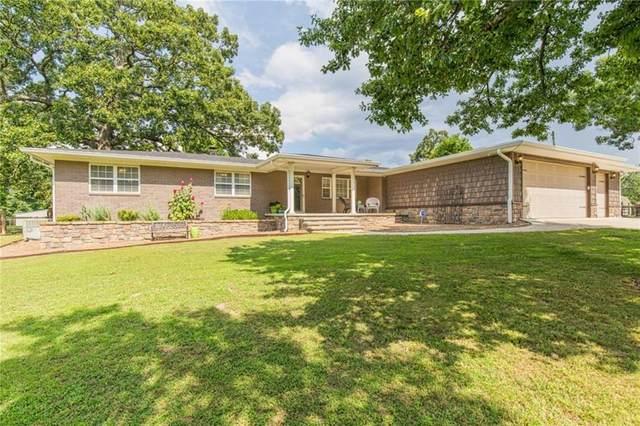 12136 Bedrock Lane, Bentonville, AR 72712 (MLS #1150607) :: McNaughton Real Estate