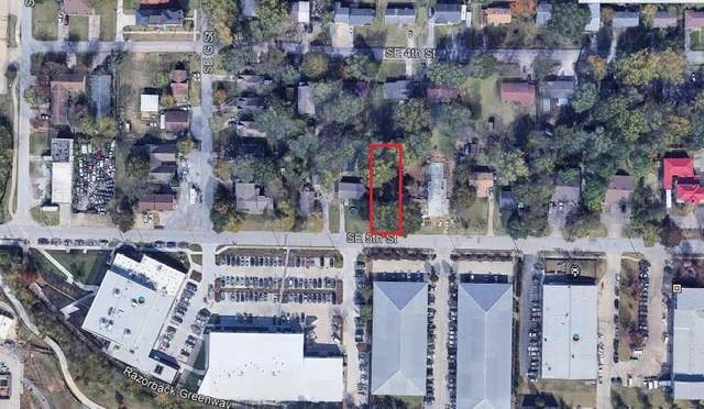 903 SE 5th Street, Bentonville, AR 72712 (MLS #1150776) :: McNaughton Real Estate