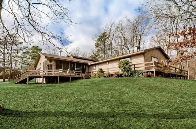 45 County Road 1023, Eureka Springs, AR 72632 (MLS #1151258) :: Five Doors Network Northwest Arkansas