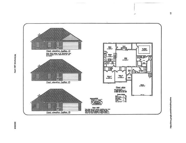 1704 S 11th Place, Rogers, AR 72758 (MLS #1151970) :: McNaughton Real Estate