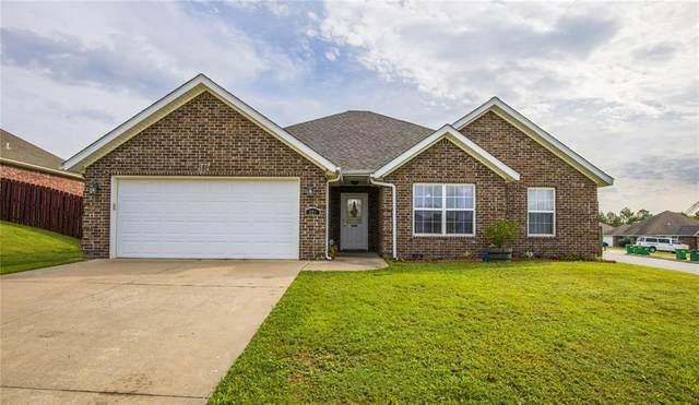 521 Asboth Drive, Centerton, AR 72719 (MLS #1153320) :: McNaughton Real Estate