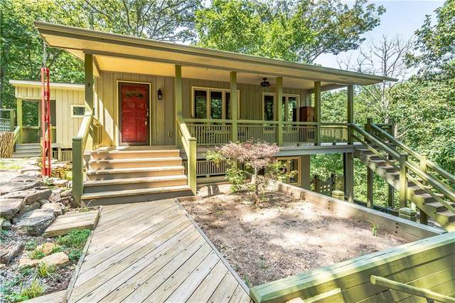 3 Martz Lane, Eureka Springs, AR 72632 (MLS #1153417) :: McNaughton Real Estate
