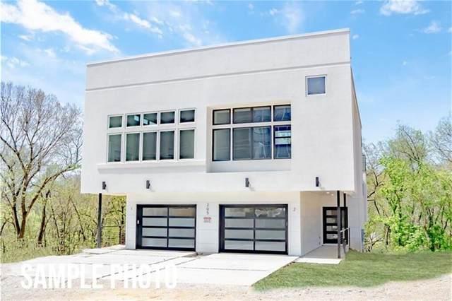 205 West Avenue #1, Fayetteville, AR 72701 (MLS #1153516) :: Five Doors Network Northwest Arkansas