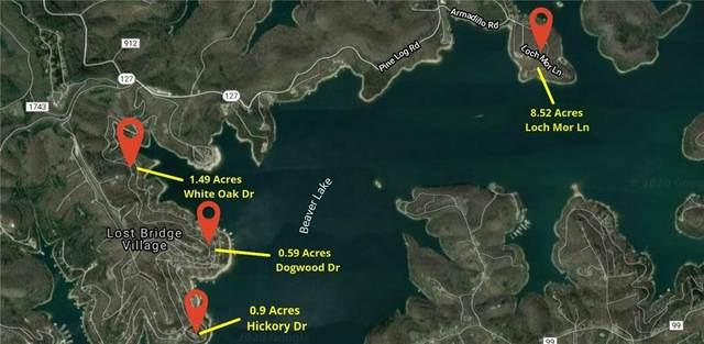 11.50 Acres Loch Mor Lane, Garfield, AR 72732 (MLS #1153737) :: Annette Gore Team | RE/MAX Real Estate Results