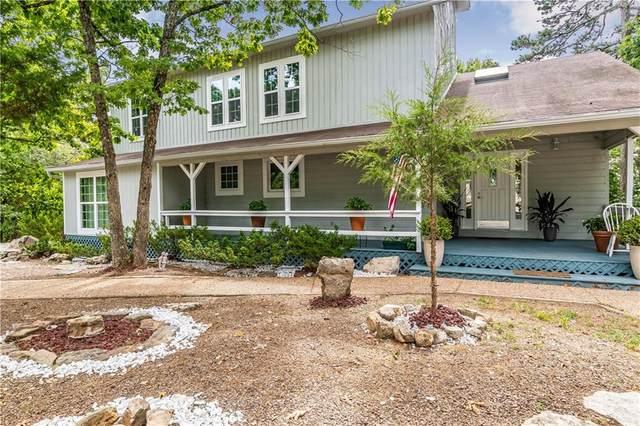 118 Oakridge Drive, Eureka Springs, AR 72632 (MLS #1154163) :: Annette Gore Team | RE/MAX Real Estate Results