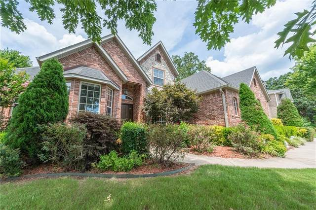 3226 Hearthstone Drive, Fayetteville, AR 72764 (MLS #1154277) :: McNaughton Real Estate
