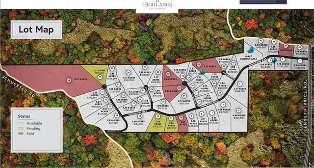 Lot 21 Summit View, Elm Springs, AR 72728 (MLS #1155128) :: McNaughton Real Estate