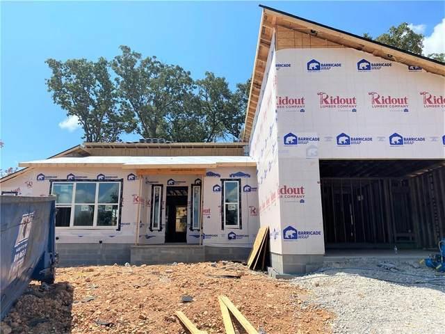 1531 Westridge Lane, Centerton, AR 72719 (MLS #1155146) :: McNaughton Real Estate
