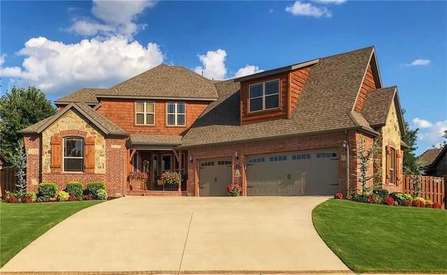 4516 W Willow Ridge Way, Rogers, AR 72758 (MLS #1155338) :: Five Doors Network Northwest Arkansas