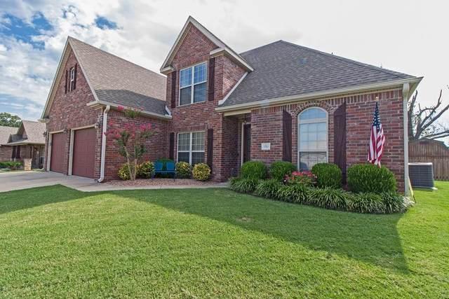 1761 Major Stone Circle, Prairie Grove, AR 72753 (MLS #1156599) :: McNaughton Real Estate